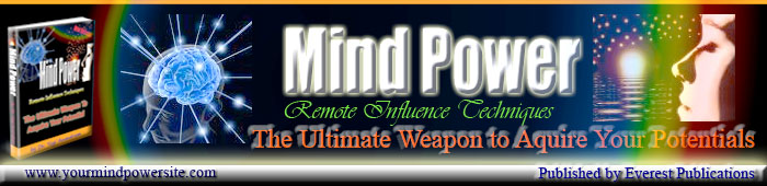 power of the mind header